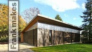super detailed walk through of a backyard workshop build With backyard shop buildings