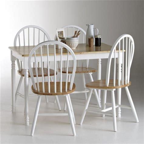 table et chaises de cuisine alinea ensemble table et 4 chaises la redoute shopping
