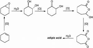 Direct Oxidation Of Cyclohexene To Adipic Acid With