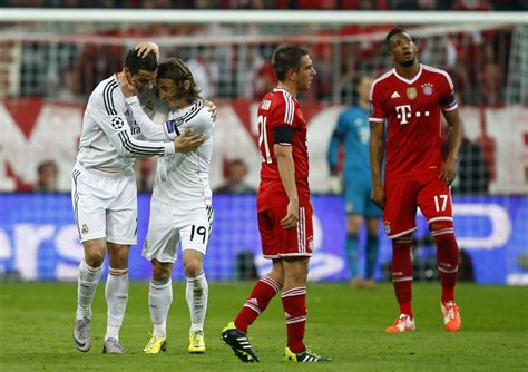 Real Madrid Advance To UEFA Champions League Final With ...