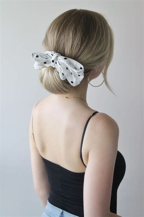 easy summer hairstyles with a scarf alex gaboury