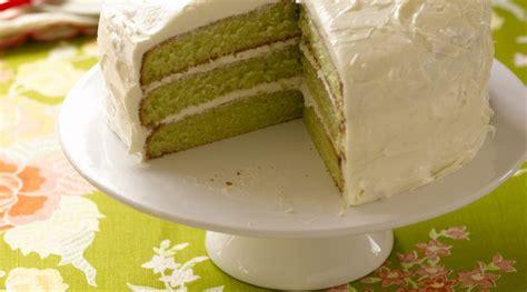 Invert the cake onto the serving. Trisha Yearwood's Key Lime Cake | Lime cake recipe, Key ...