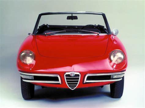 1966 Alfa Romeo 1600 Duetto Spider