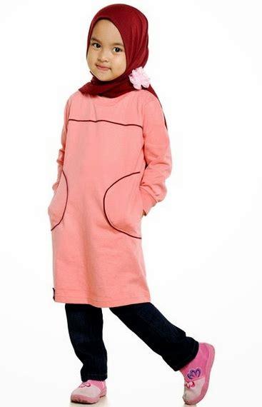 gambar baju muslim anak perempuan terbaru 2015