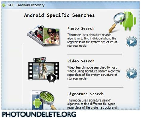 undelete android android data undelete software recover files data