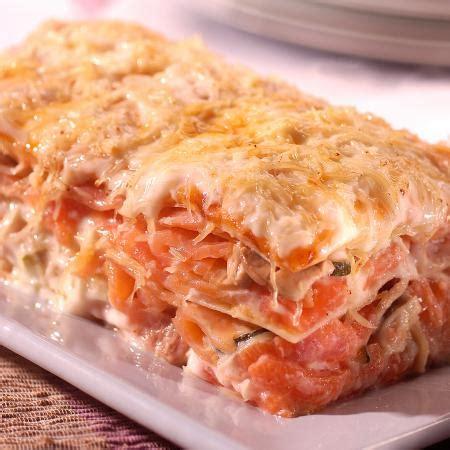 recette pates aux 2 saumons lasagnes aux deux saumons cooking chef de kenwood espace recettes