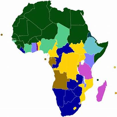 Africa Religion Svg Commons Wikimedia