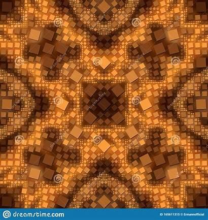 Aesthetic 90s Retro Orange Texture Poster Website