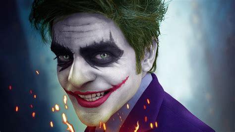 Joker Smiling 4k, Hd Superheroes, 4k Wallpapers, Images