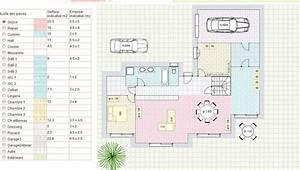 plan maison comme un architecte With charming dessiner plan maison 3d 8 dessiner des plans fonctionnels conseils thermiques