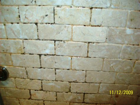 travertine kitchen wall tiles shower tile cleaning cleaning and polishing tips 6357