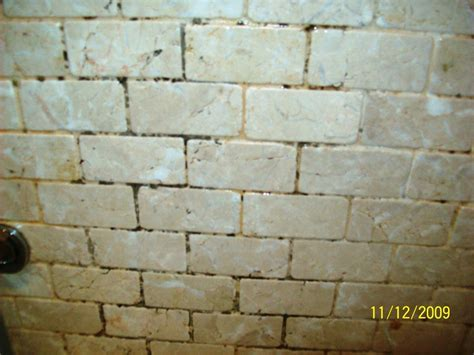 shower tile cleaning   Stone Cleaning and Polishing Tips