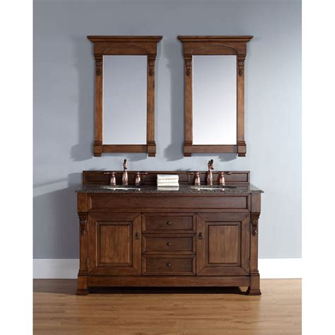 Country Vanity by Martin 60 Quot Brookfield Vanity Country Oak
