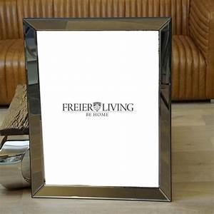 Bilderrahmen 50 X 40 : spiegelrahmen bilderrahmen als wechselrahmen f r ihre fotos 40 x 50 kaufen bei helga freier ~ Yasmunasinghe.com Haus und Dekorationen