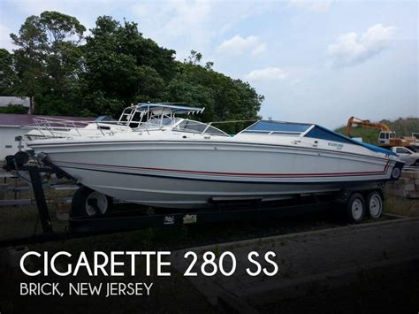 Cheap Boats Nj by 1976 Cigarette 280 Ss For Sale In Brick New Jersey Usa