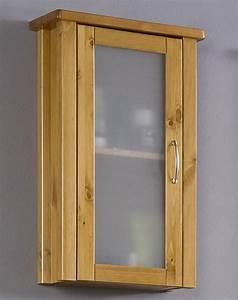 Badschrank Holz Massiv : h ngeschrank honig h nge vitrine wand schrank bad m bel ~ A.2002-acura-tl-radio.info Haus und Dekorationen