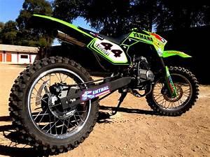 Yamaha Rxz Dirt Bike