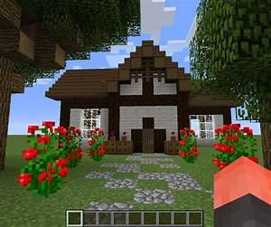 Image Gallery Minecraft Cottage