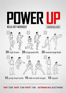 Power Up Workou... Workout