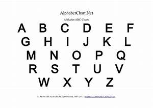 5 Best Images of Free Printable Upper Case Letters ...