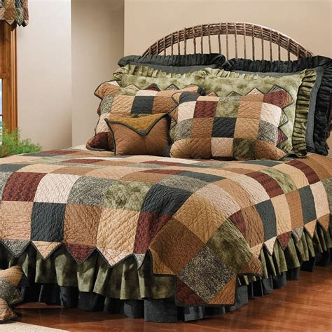 donna sharp quilts earth patch quilt