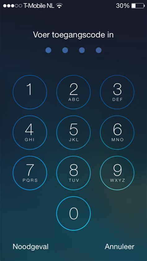 iphone codes je of iphone beveiligen doe je met deze 5 tips