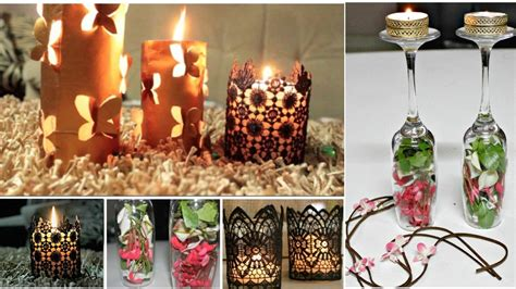quick  easy  minute diwali decoration ideas youtube