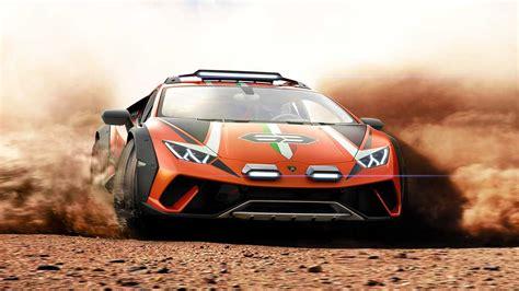 Off-road Lamborghini Huracán Sterrato Is A One-off