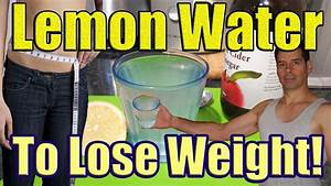My Easy Lemon Water Weight Loss Recipe  Can Lemon Water Lose Weight