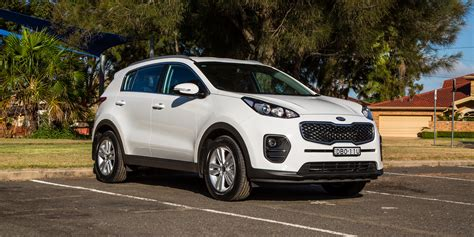 Review Kia Sportage by 2016 Kia Sportage Si Petrol Review Caradvice