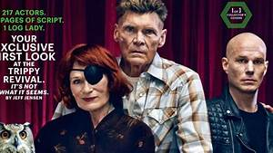 Twin Peaks 2017: Stunning first look at the cast of the ...