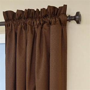 Living Room: Insulated Curtains With Sheer Fabric Curtains
