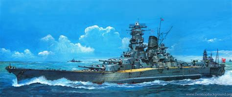 japanese battleship yamato hd wallpapers desktop background