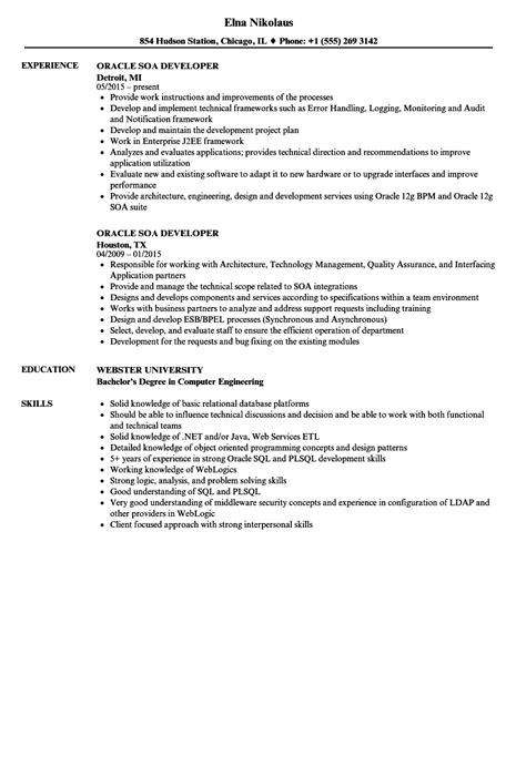 Fine Soa Experience Resume Embellishment  Universal Rules. Writing Your Resume. Property Management Resume Skills. How To Submit Salary Requirements With A Resume. Should I Put My Resume In A Folder. Mba Student Resume Format. How To Structure A Resume. Resume Examples For College Applications. Good Resume Sentences