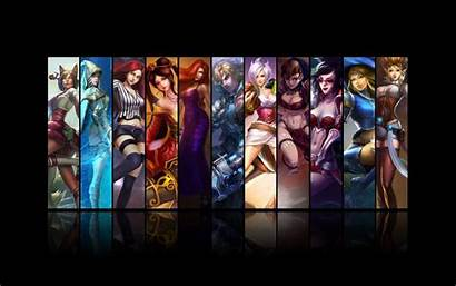 League Editor Legends V2 Lol Leagueoflegends Wallpapersafari