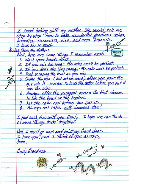 letter to my granddaughter letter from my granddaughter writing letters to my grandchildren letter to my granddaughter letter from my granddaughter 26197