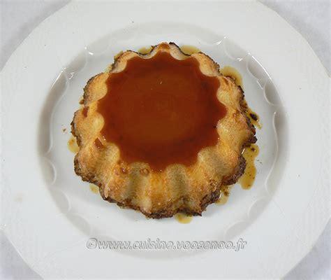 une cuisine pour voozenoo flan aux pommes amandes et calvados une cuisine pour voozenoo