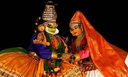 Kathakali Dance Kerala Indian Forms Classical India