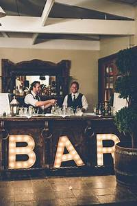 25 marquee letters ideas for your wedding happyweddcom With bar marquee letters