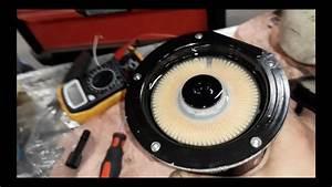 Opel  Vauxhall Vivaro Fuel Filter Change    Renault Trafic
