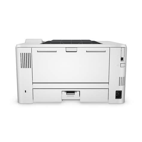 Hp laserjet pro m402d driver download. HP LaserJet Pro M402D A4 Mono Laser Printer C5F92A ...