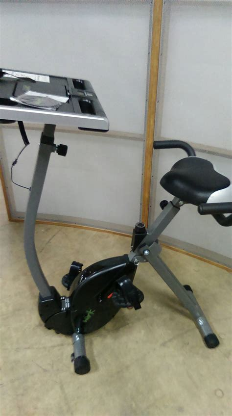 recumbent bike computer desk recumbent cycling work station bike with desk