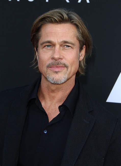 The latest tweets from brad pitt (@pittofficial). Brad Pitt looks better than he has in years at LA premiere of Ad Astra