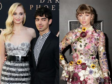 Sophie Turner praises Taylor Swift's song 'Mr. Perfectly ...