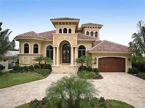 spanish style home design  florida spanish style homes