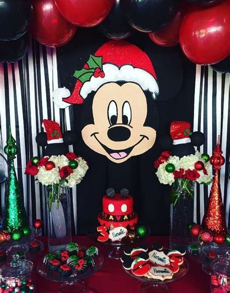 mickey mouse party ideas images  pinterest