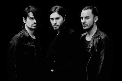Thirty Seconds To Mars Announce Threeday 'camping