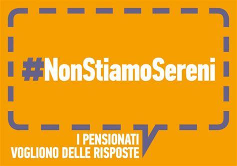 Cgil Firenze Sedi La Lettera Dei Sindacati Dei Pensionati Al Governo Renzi