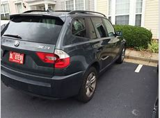 Sell used 2005 BMW X3 30i Sport Utility 4Door 30L in
