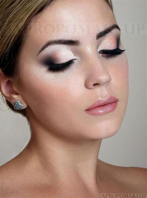 glamorous bridal makeup rocknevents
